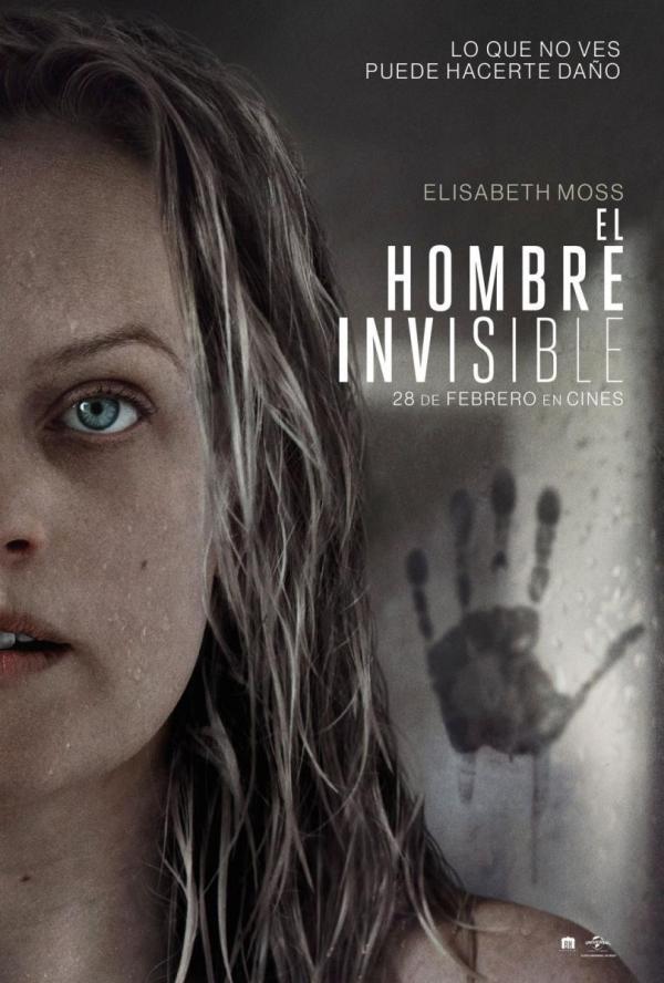 Imatge del cartell de la pel·lícula El hombre invisible
