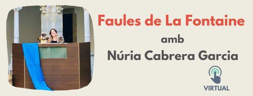 "Imatge de l'activitat de titelles ""Faules de La Fontaine"""
