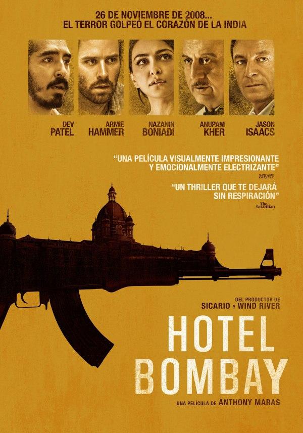 Imatge del cartell de la pel·lícula Hotel Bombay