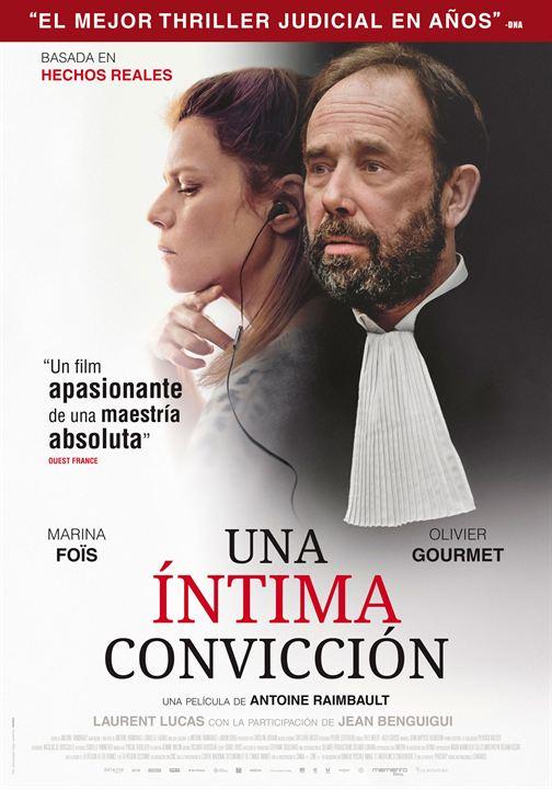 Imatge del cartell de la pel·lícula Una íntima convicción