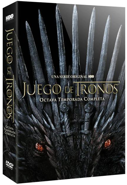 Imatge del cartell de la sèrie Juego de tronos