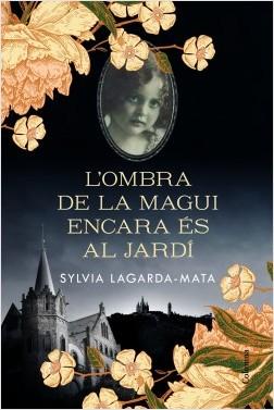 Imatge de la portada de la novel·la L'ombra de la Magui encara és al jardí