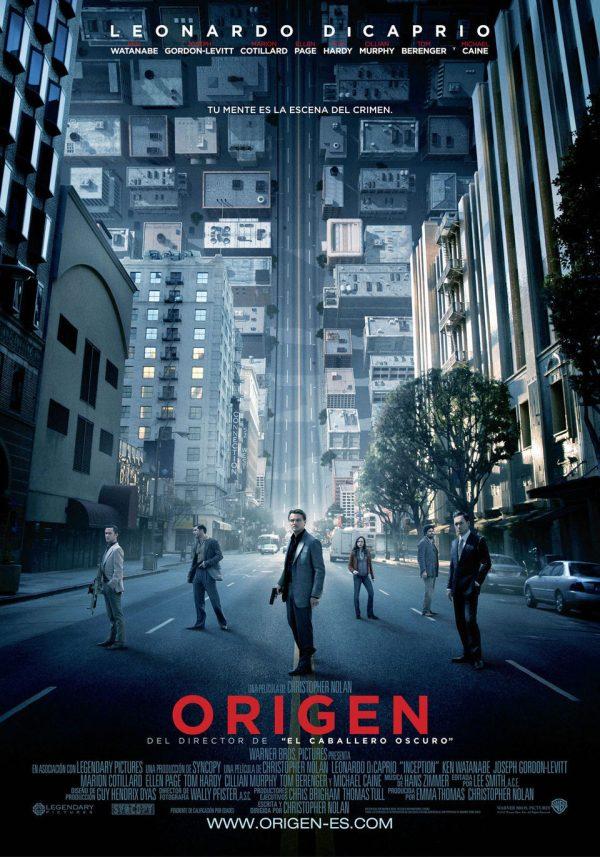 Imatge del cartell de la pel·lícula Origen