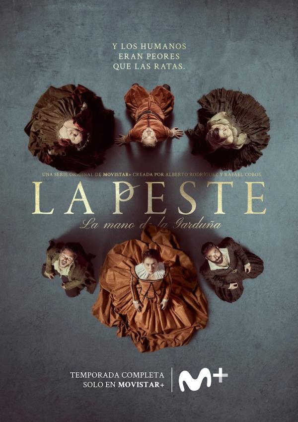 Imatge del cartell de la sèrie La Peste
