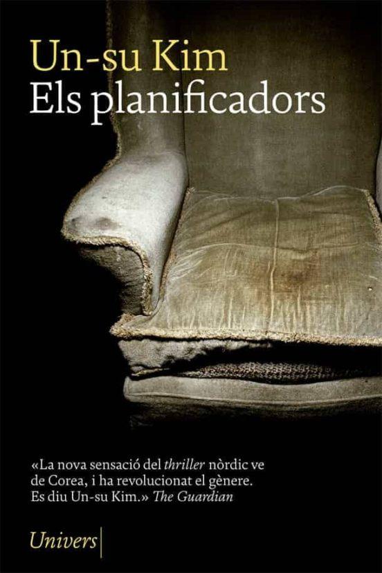 Imatge de la portada de la novel·la Els planificadors