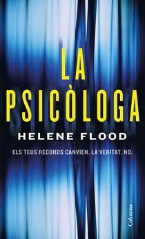 Imatge de la portada de la novel·la La psicòloga