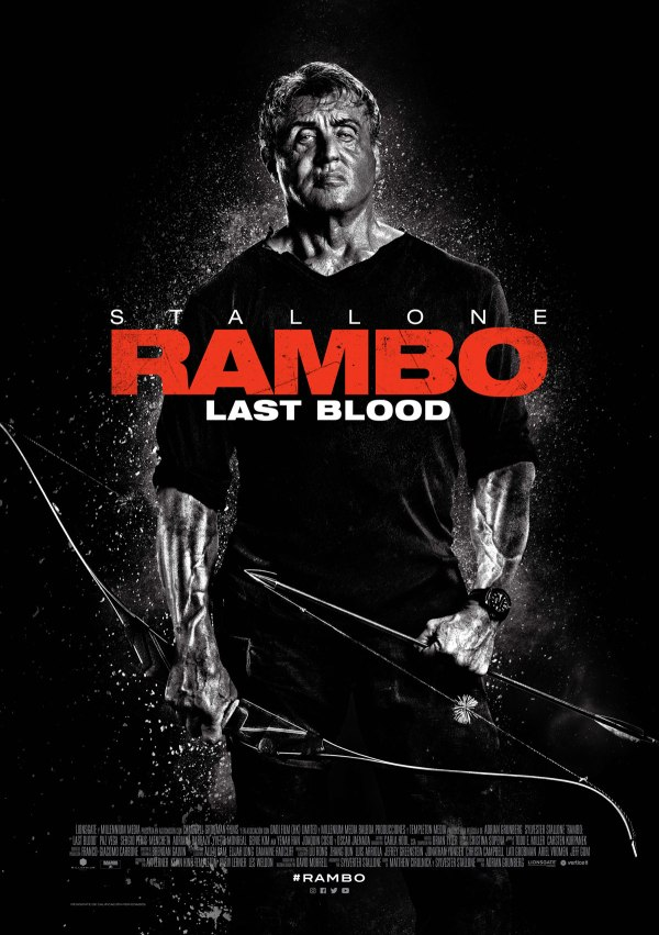 Imatge del cartell de la pel·lícula Rambo Last blood