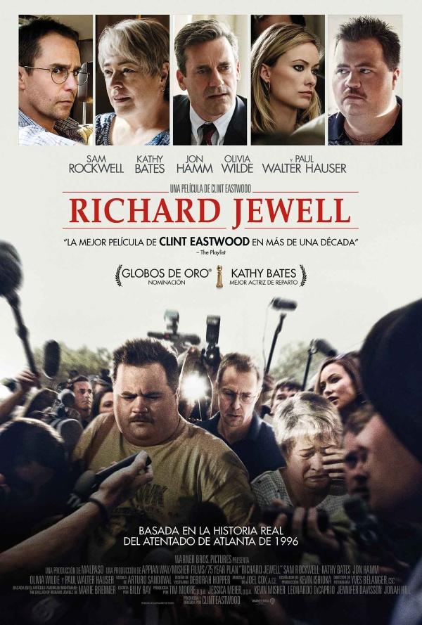 Imatge del cartell de la pel·lícula Richard Jewell