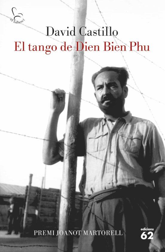 Imatge de la portada de la novel·la El tango de Dien Bien Phu