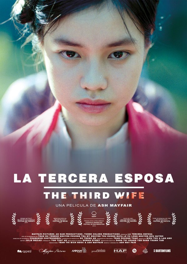 Imatge del cartell de la pel·lícula La tercera esposa