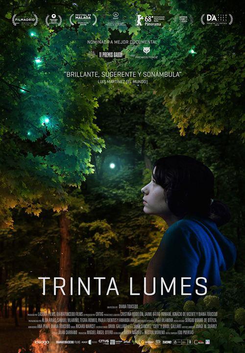Imatge del cartell de la pel·lícula Trinta lumes