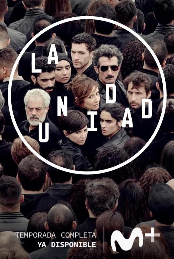 Imatge del cartell de la pel·lícula La unidad