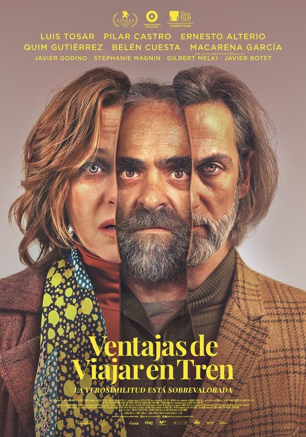 Imatge del cartell de la pel·lícula Ventajas de viajar en tren