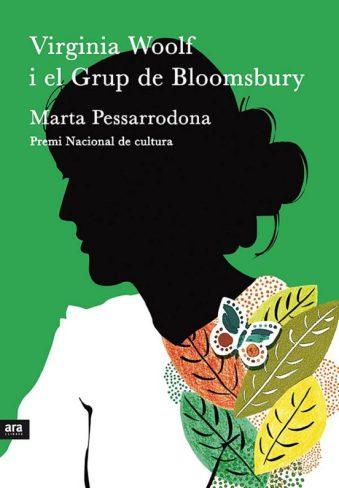 Imatge de la portada del llibre Virgina Woolf i el grup de Bloomsbury