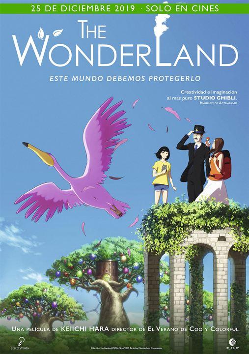 Imatge del cartell de la pel·lícula Wonderland