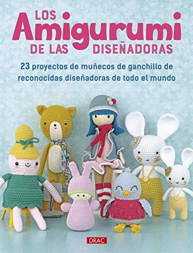 Imatge de la portada del llibre Los Amigurumi de las diseñadoras