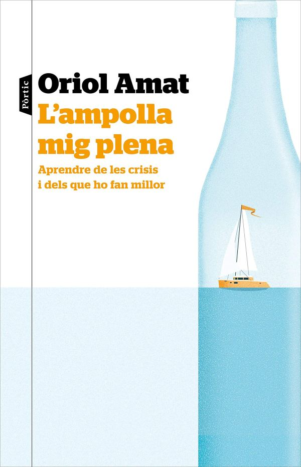 Imatge de la portada del llibre L'ampolla mig plena