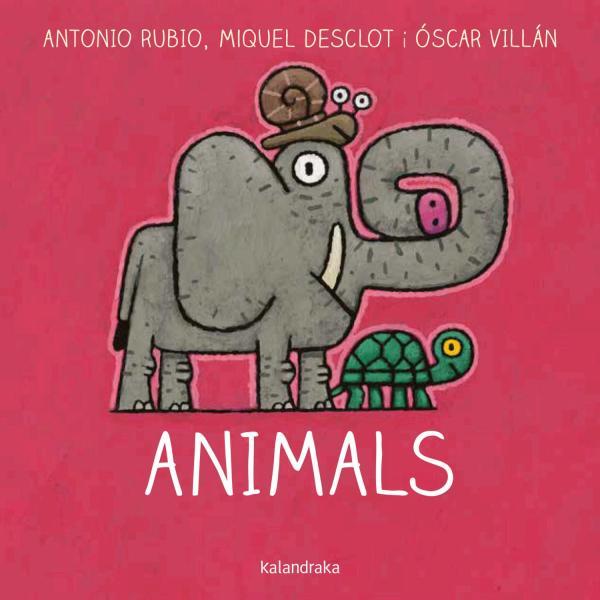 Imatge de la portada del llibre Animals