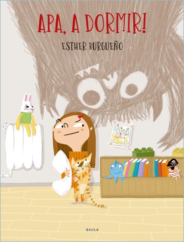 Imatge de la portada del llibre Apa a dormir!