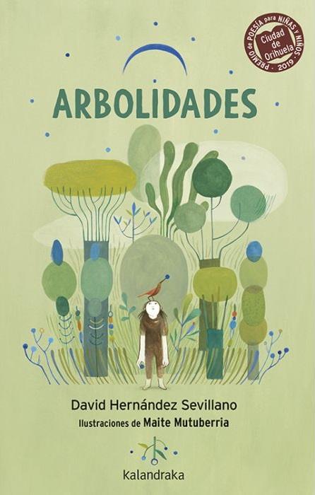 Imatge de la portada del llibre Arbolidades