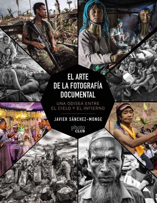 Imatge de la portada del llibre El arte de la fotografia documental