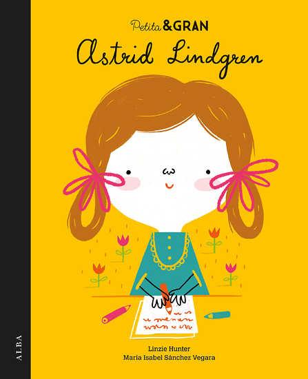Imatge de la portada del llibre Astrid Lindgren