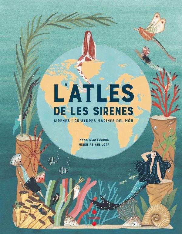 Imatge de la portada del llibre Atles de les sirenes