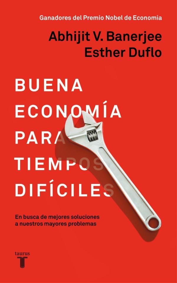 Imatge de la portada del llibre Buena economía para tiempos difíciles