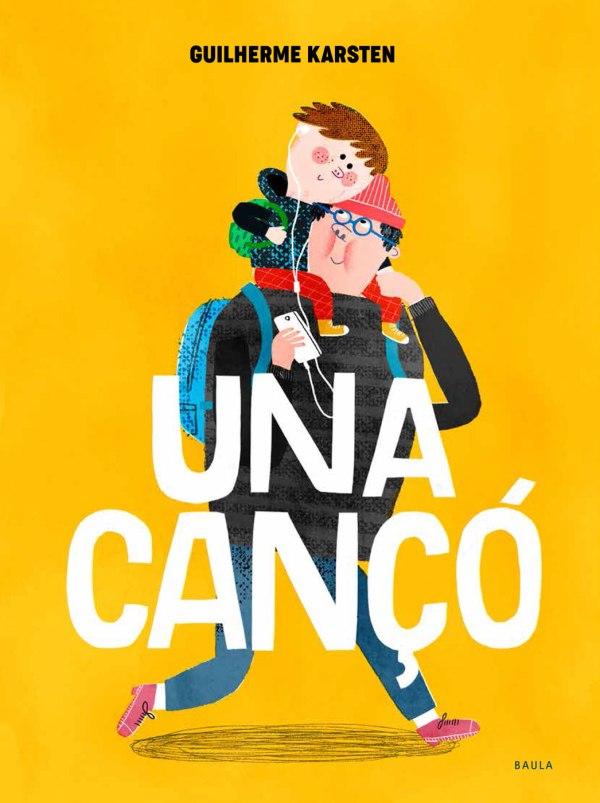Imatge de la portada del llibre Una cançó