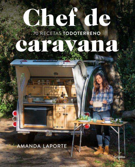 Imatge de la portada del llibre Chef de caravana