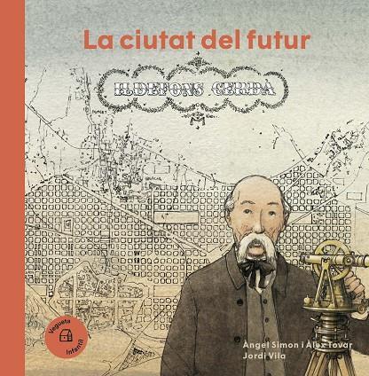 Imatge de la portada del llibre La ciutat del futur