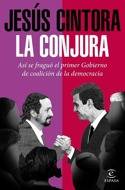 Imatge de la portada del llibre La conjura