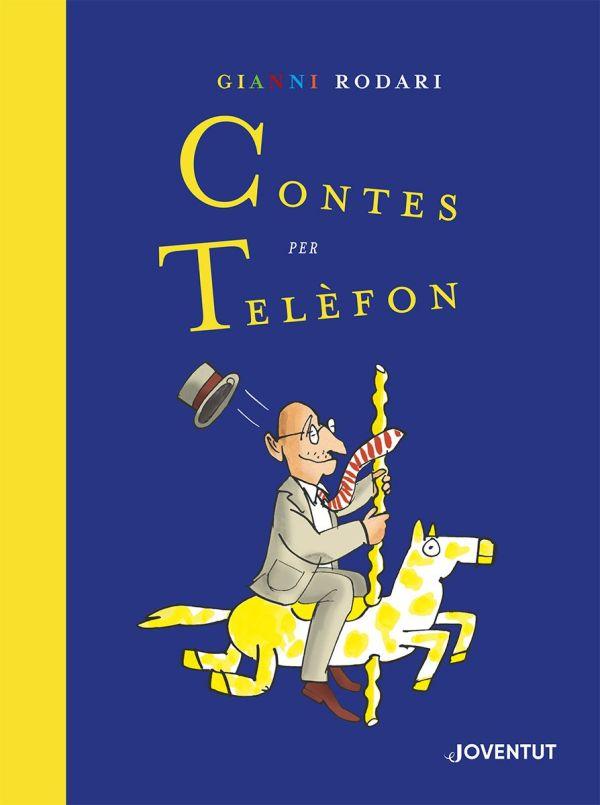 Imatge de la portada del llibre Contes per telèfon