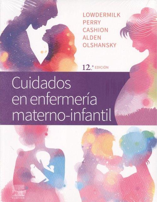 Imatge de la portada del llibre Cuidados de enfermería materno-infantil