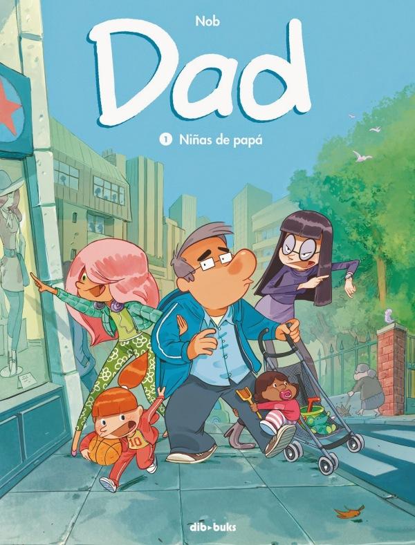 Imatge de la portada del llibre Dad 1