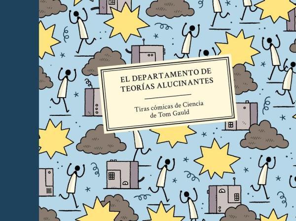 Imatge de la portada del llibre El departamento de teorías alucinantes