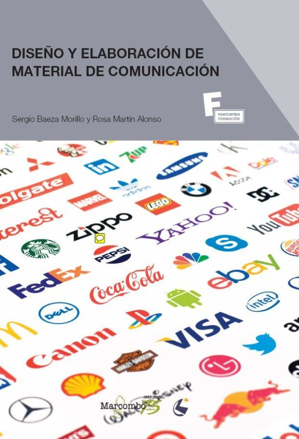 Imatge de la portada del llibre Diseño de material de comunicación