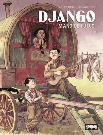 Imatge de la portada del llibre Django