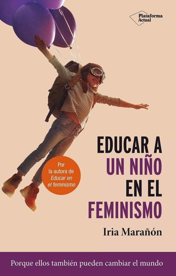 Imatge de la portada del llibre Educar al niño en el feminismo