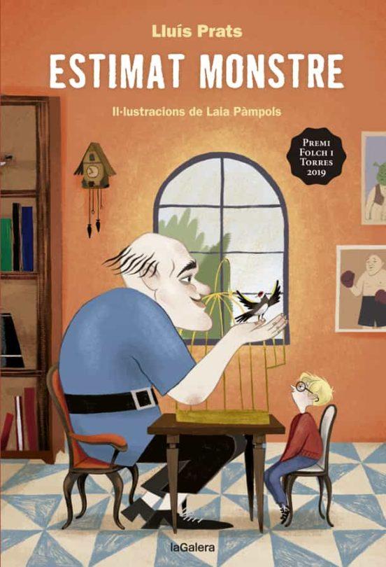 Imatge de la portada del llibre Estimat monstre