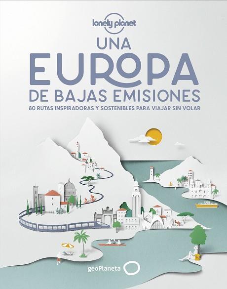 Imatge de la portada del llibre Una Europa de bajas emisiones