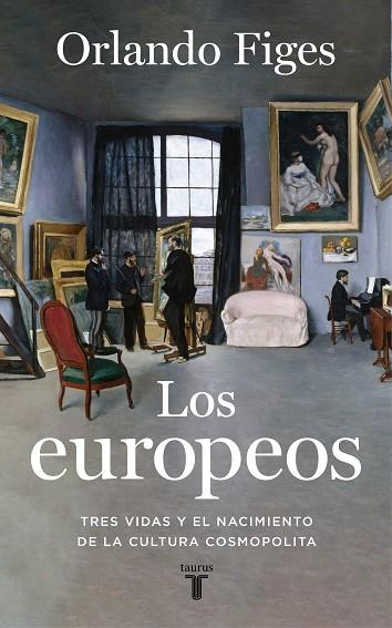 Imatge de la portada del llibre Los europeos