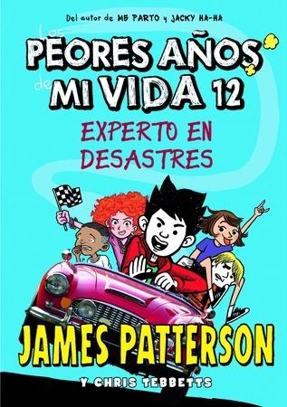 Imatge de la portada del llibre Experto en desastres