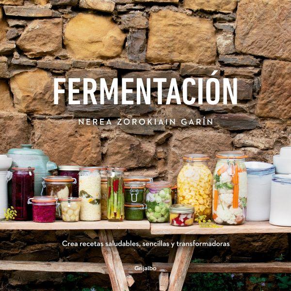Imatge de la portada del llibre Fermentación