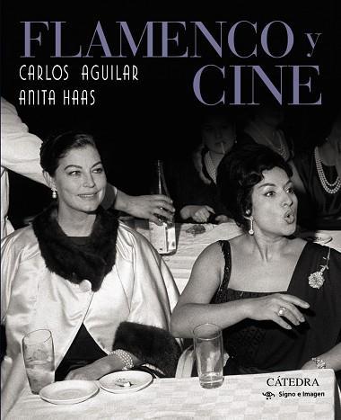 Imatge de la portada del llibre Flamenco y cine