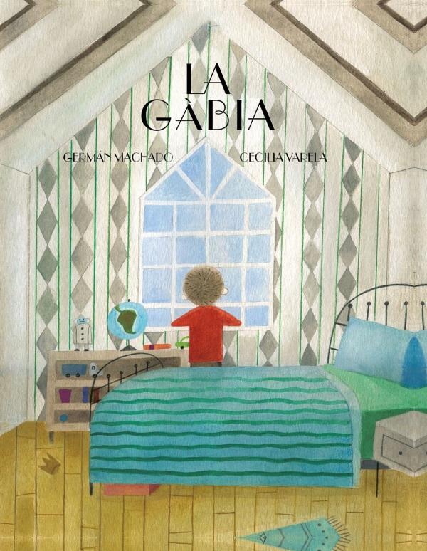 Imatge de la portada del llibre La gàbia