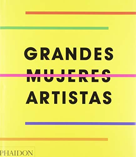 Imatge de la portada del llibre Grandes mujeres artistas