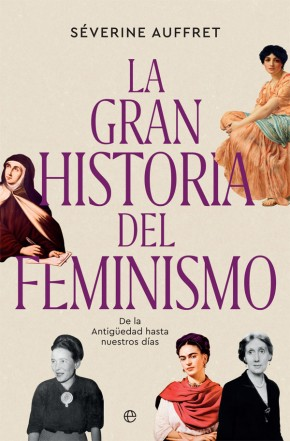 Imatge de la portada del llibre Historia del feminismo