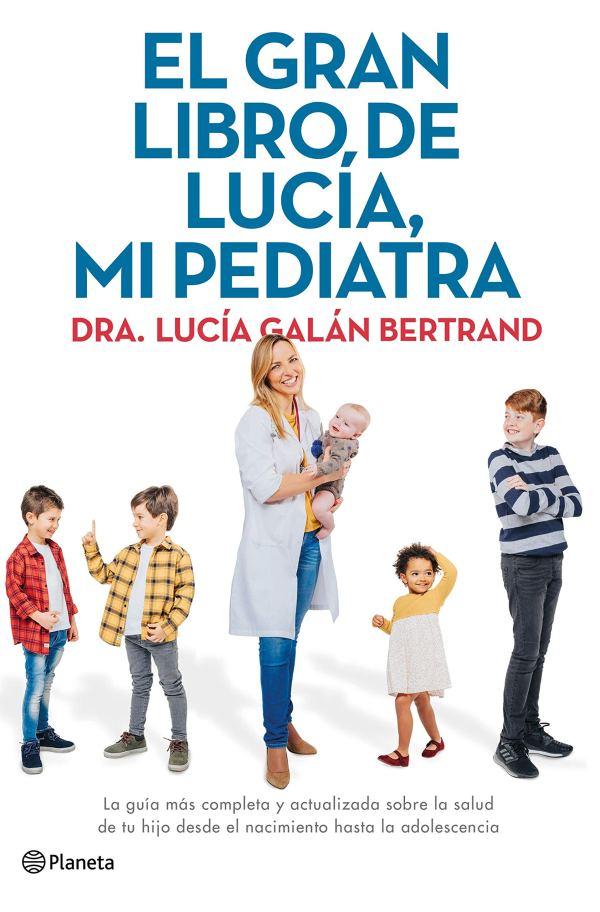 Imatge de la portada del llibre El gran libro de Lucía, mi pediatra