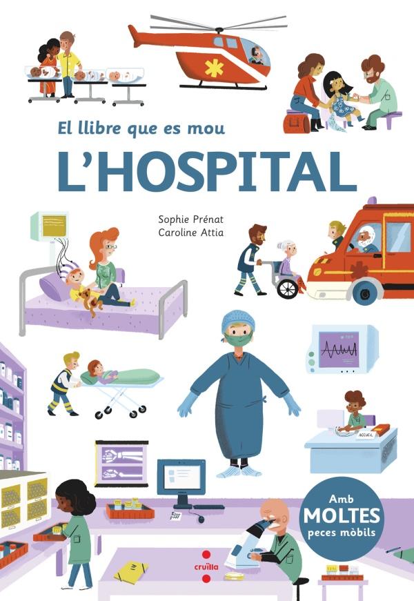 Imatge de la portada del llibre L'hospital